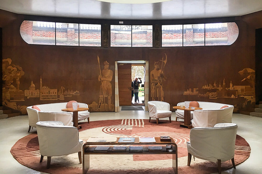 Eltham Palace, An Art Deco Gem in London - Brogan Abroad