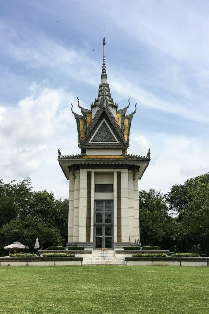 Killing Fields Memorial Cambodia