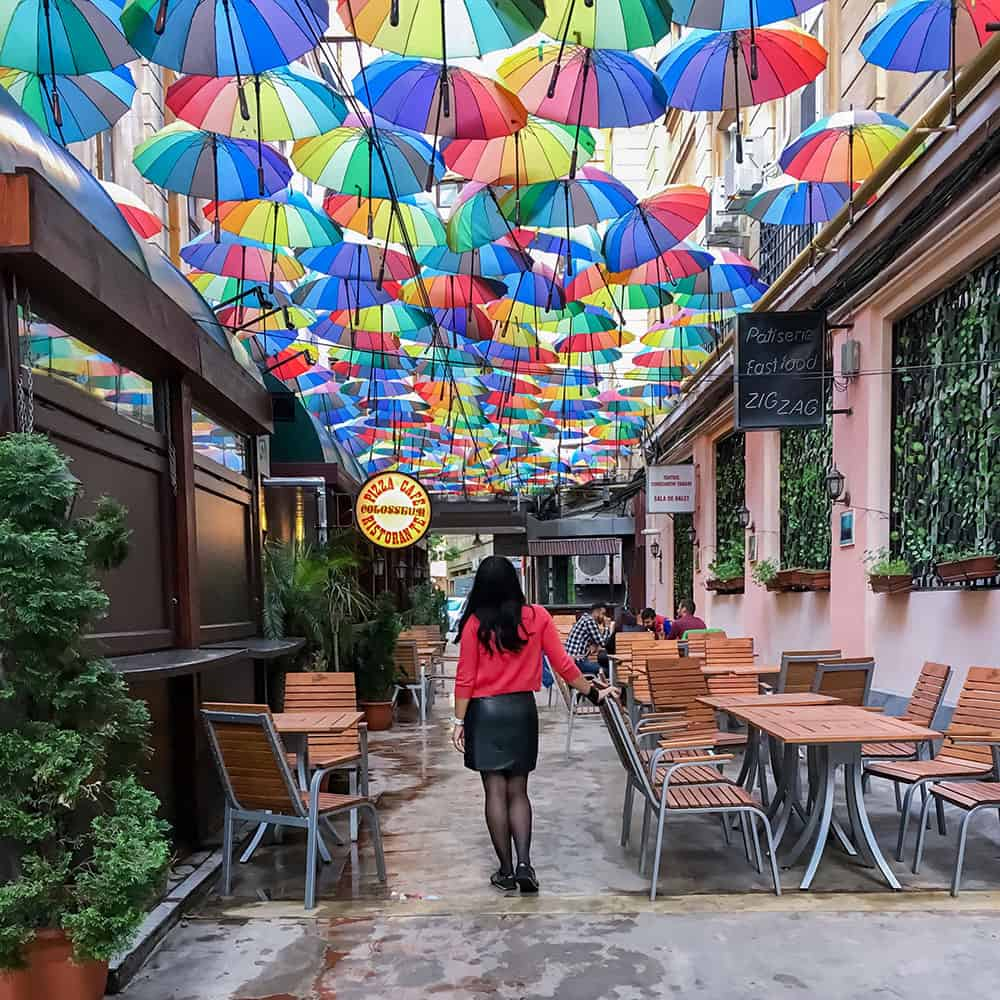 Bucharest's Most Instagrammable Spots - Brogan Abroad