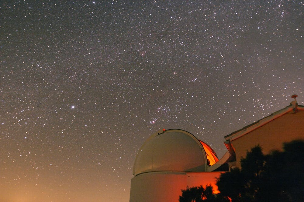 ASTROGASTRONOMY - DINING UNDER THE STARS IN ONE OF SPAIN'S STARLIGHT RESERVES