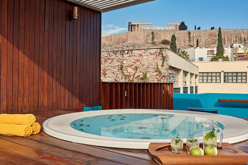Top Boutique Hotels in Athens, Greece - Brogan Abroad