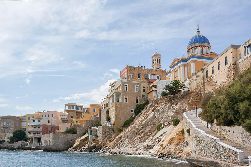 27 PHOTOS OF SYROS, GREECE THAT WILL IGNITE YOUR WANDERLUST