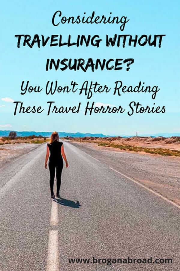 Considering Travelling Without Insurance? You Won't After Reading