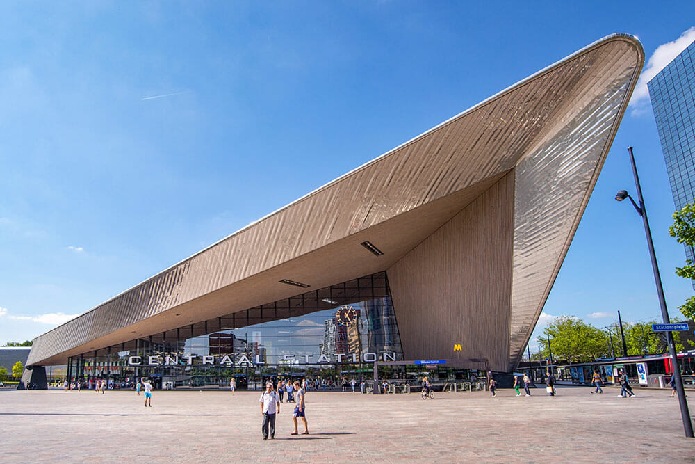 Rotterdam In One Day – The Best Itinerary If You Only Have One Day in Rotterdam - Brogan Abroad