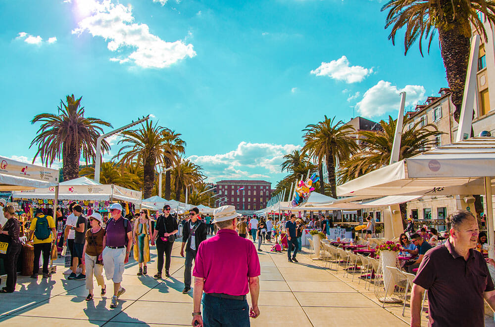 Is One Day in Split, Croatia Enough? Here's Where to Go - Brogan Abroad