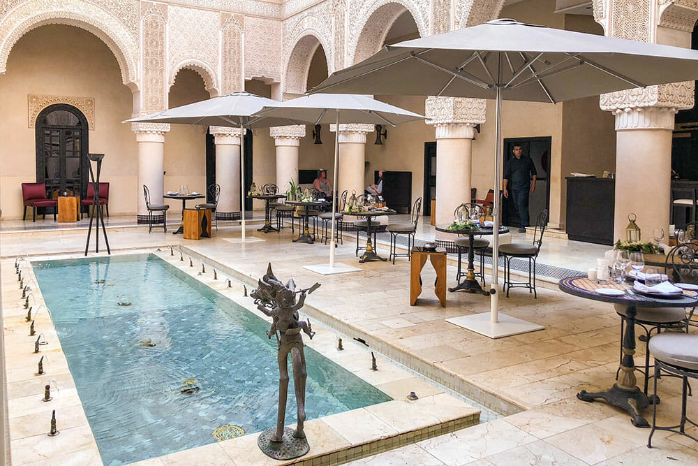 Where to Stay in Fes, Morocco – Should I Choose a Moroccan Riad or a Hotel? - Brogan Abroad