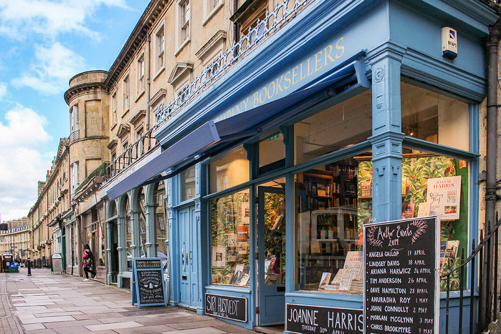 Exploring Bath Through its Independent Shops and Restaurants - Brogan Abroad