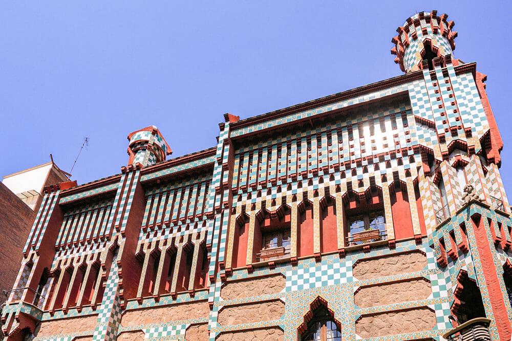 10 Modernist Buildings in Barcelona You Shouldn't Miss - Brogan Abroad