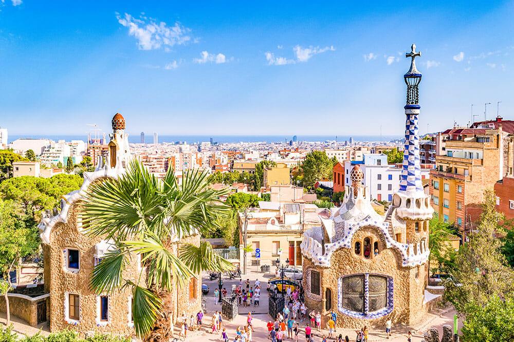 SPAIN - UNMISSABLE PLACES TO VISIT