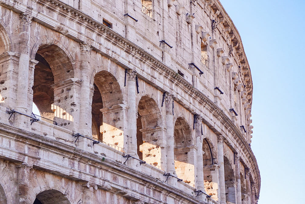 ICONIC ROME - THE ESSENTIAL SITES IN THE ETERNAL CITY