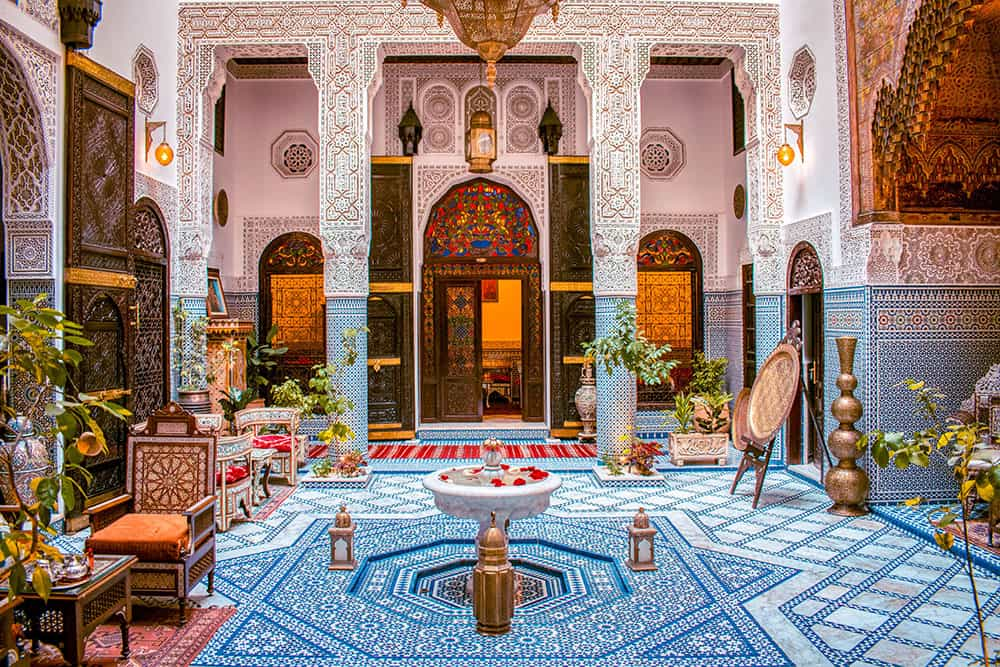 Accommodation Guide – Best Riads in Fes, Morocco - Brogan Abroad