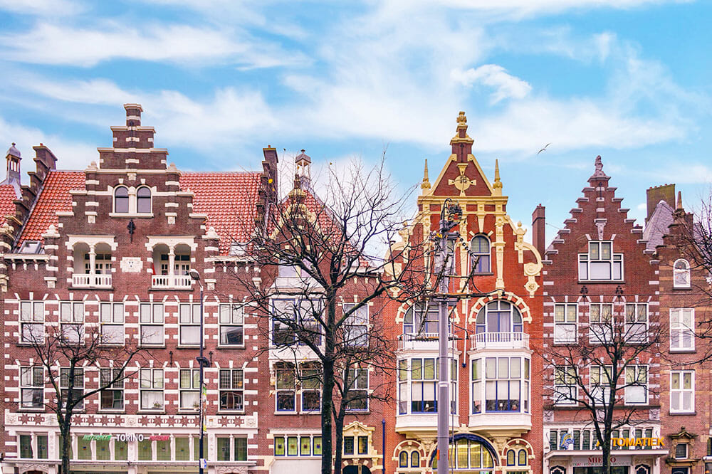 THE NETHERLANDS' MOST BEAUTIFUL CITIES