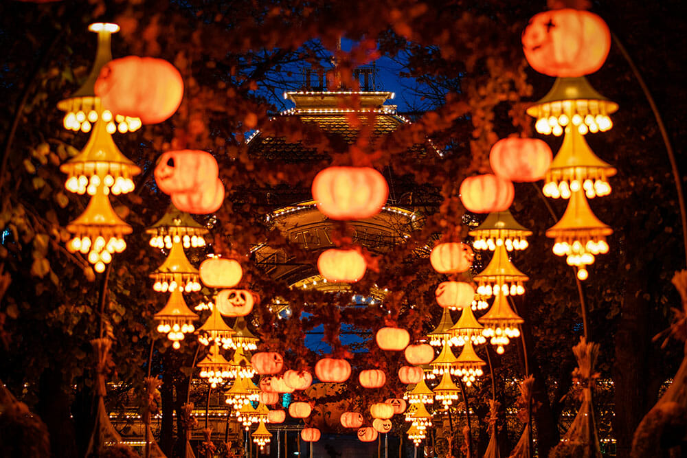 6 Of The Best Places to Celebrate Halloween In Europe - Brogan Abroad