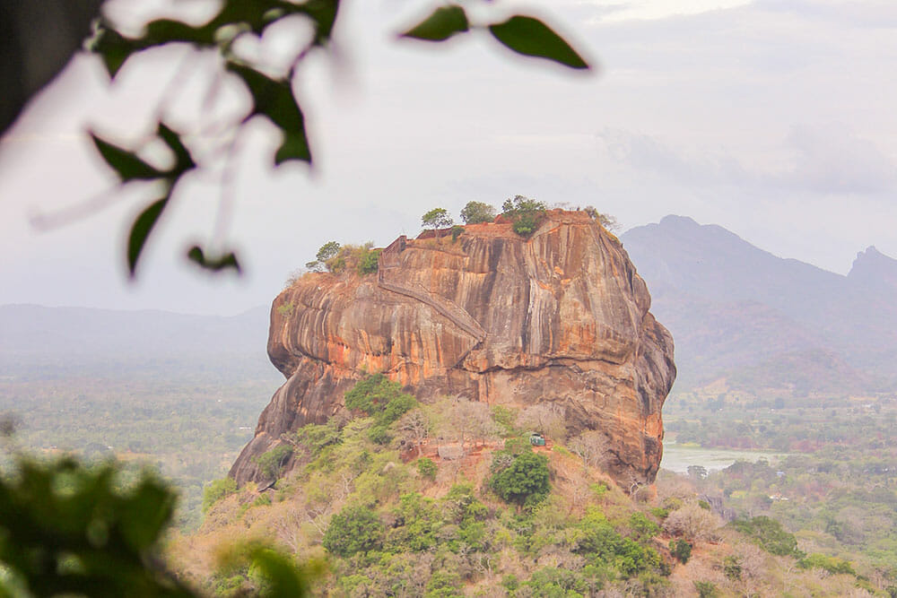 Climbing Pidurangula Rock For The Best View Of Sigiriya, Sri Lanka - Brogan Abroad