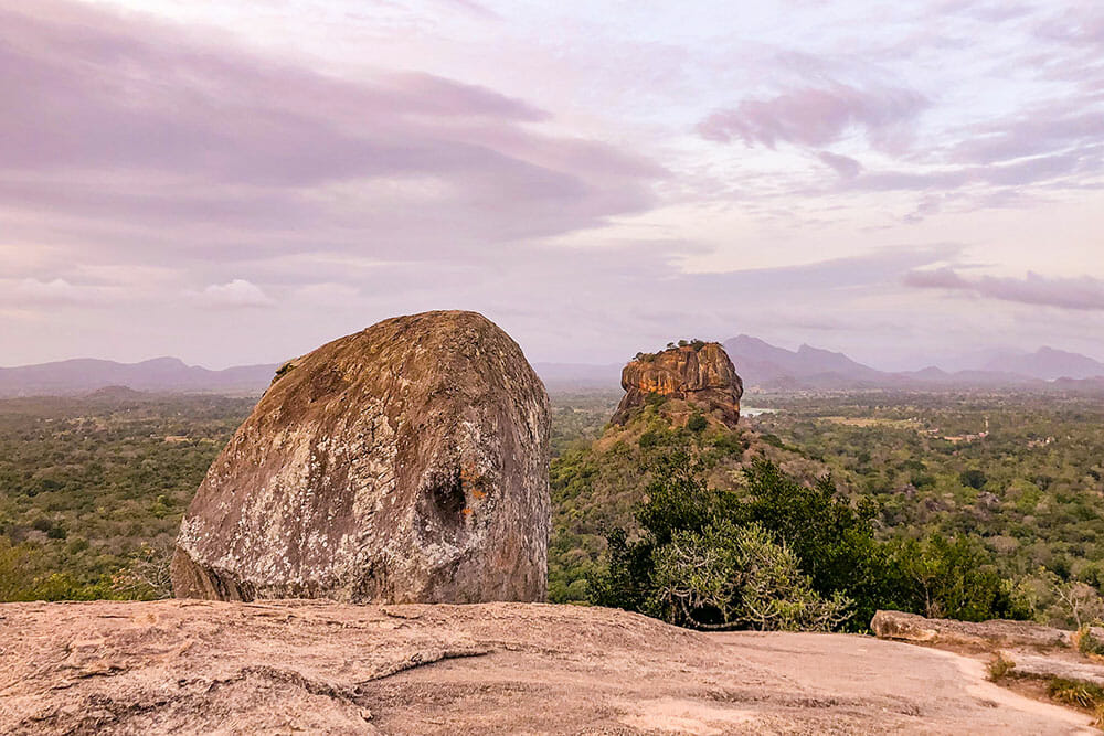 Climbing Pidurangula Rock For The Best View Of Sigiriya, Sri Lanka - Brogan Abroad