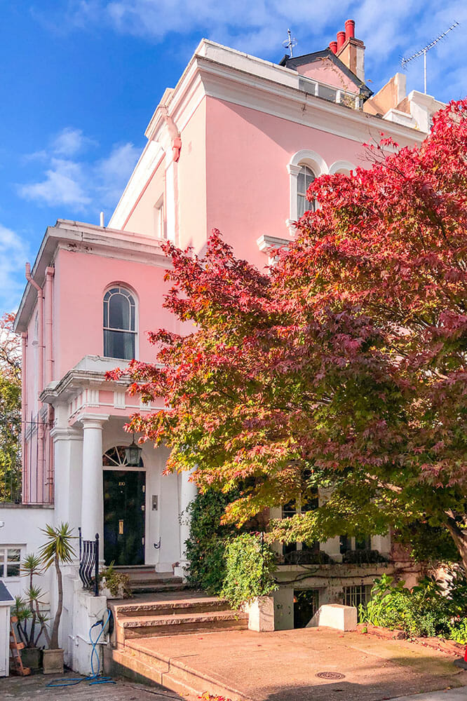 Autumn in London - Where to See Autumn Colours in London - Brogan Abroad